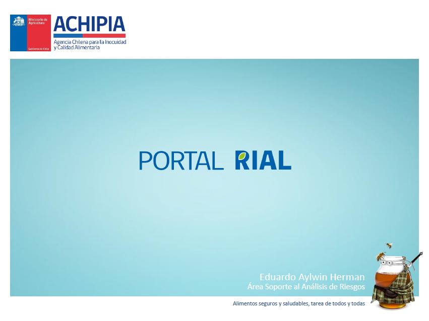 Portal RIAL