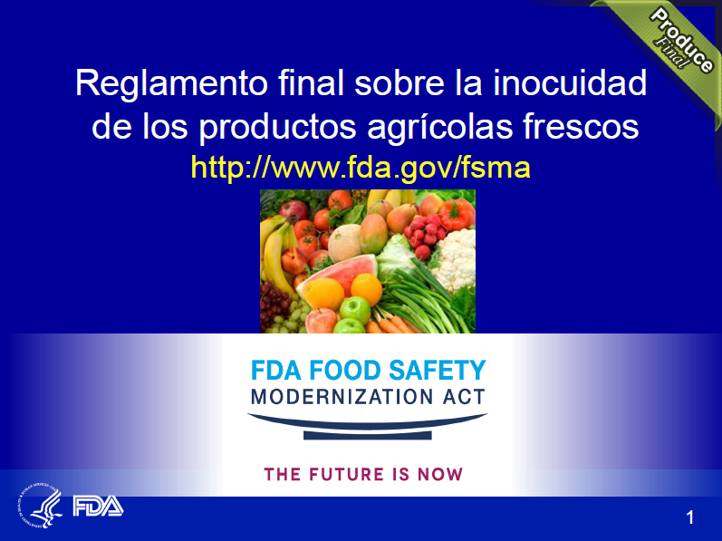 3. FINAL Produce Safety rule slides for  Chile-Spanish_sanitary Transportation_English