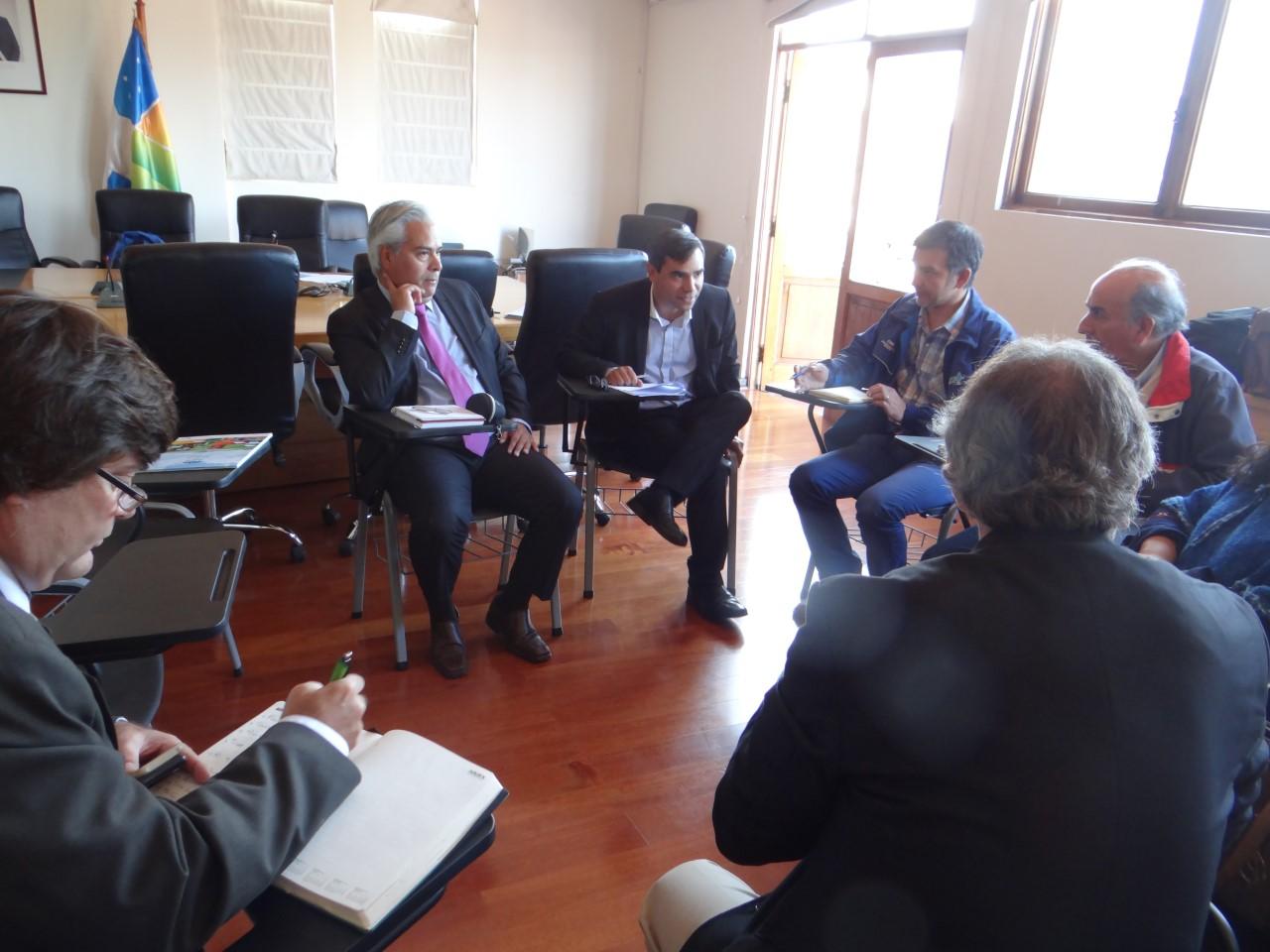Taller Actualización Política Nacional de Calidad e Inocuidad Alimentaria en La Serena