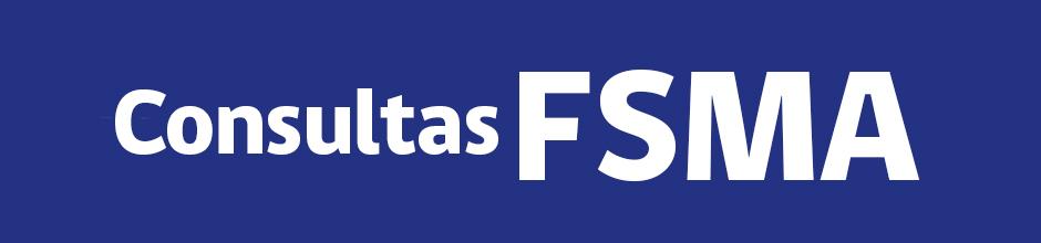 FSMA2 consulta