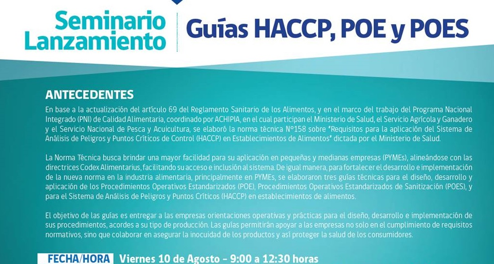 HACCP -POES1