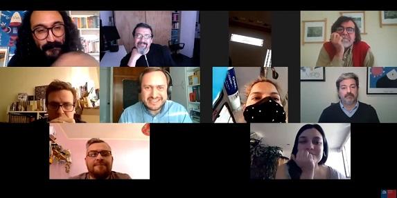 taller Comunicación de Riesgos