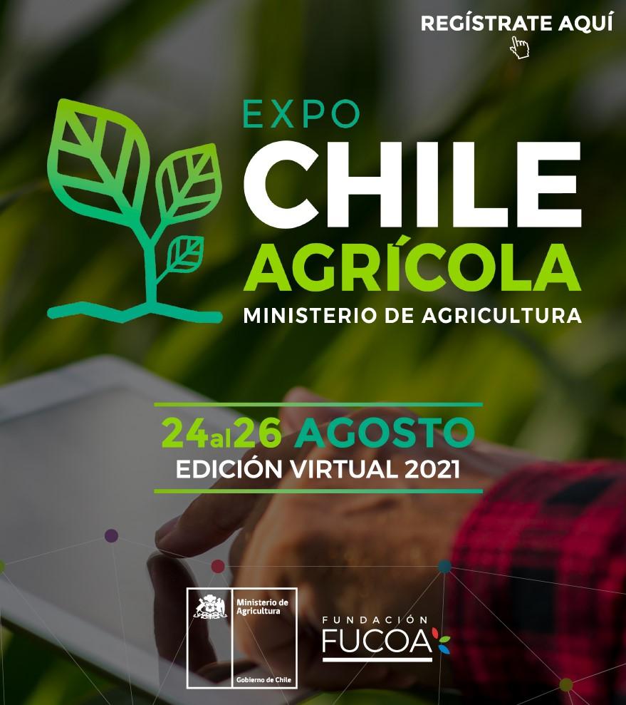 Banner Chile Agrícola 2021